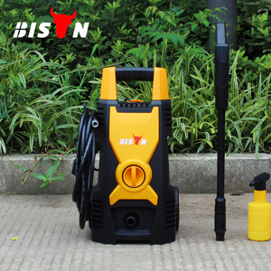 Multifunction mobile portable car washer with water tank