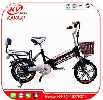 20 Inch Rear Wheel Front Hub Motor 350 Watt Electric Bike Conversion Kit