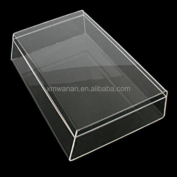 Caja acrilico transparente cuadrado de pl stico con tapa - Caja plastico con tapa ...