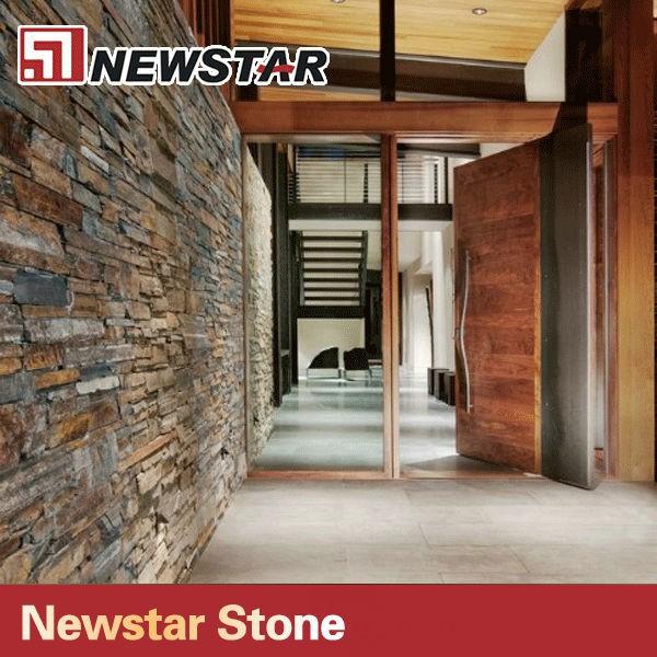 pierre d corative pour les murs ardoise pierre culturelle. Black Bedroom Furniture Sets. Home Design Ideas