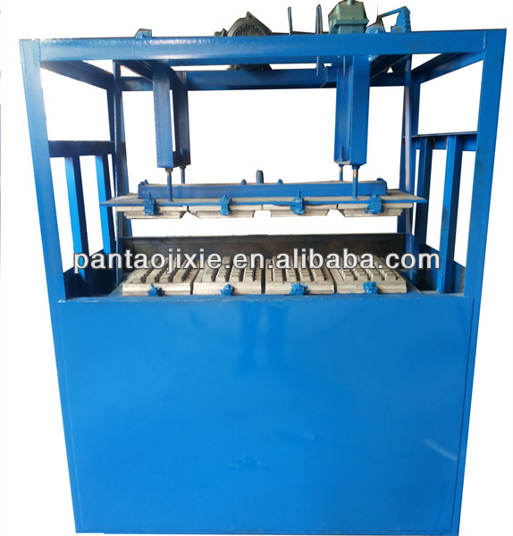 rotary paper pulp molding machine/small egg tray making machine