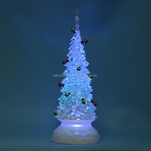 colour changing small Led artificial tree for Christmas decoration led christmas tree