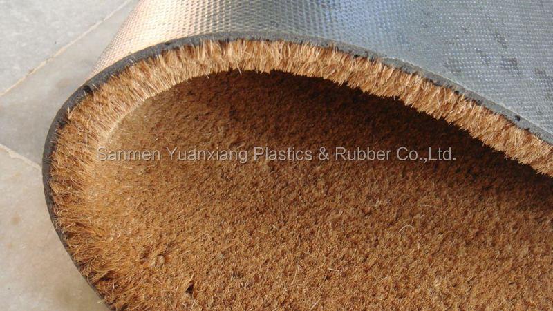 Gold Coconut Fibre Door Mat For Ctc Aldi Lidl