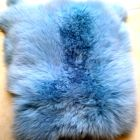 wholesale price splicing genuine fox fur skin plate for garment