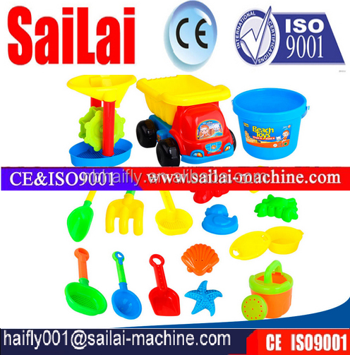 plastic toy used mould