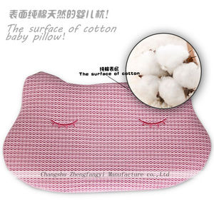 2018 new style baby pillow ,baby heading pillow.easy for mother to wash