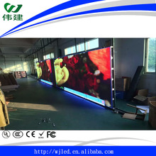 Indoor P3.91 led display large led video wall rentals for meeting/conferences led display board
