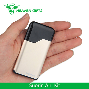 Hot Selling 100% Authentic Best 400mAh 16W 2ml Suorin Air vaping mods for sale vaporizer cartridge