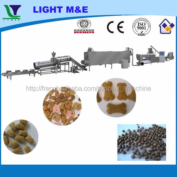 Popular Shandong Light Soyabean Protein Food Equipment Process Line