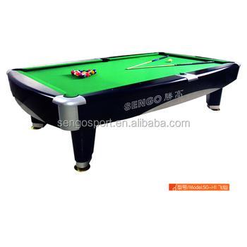 Standard Bumper Pool Poker Table Billiard Table Advanced International Table