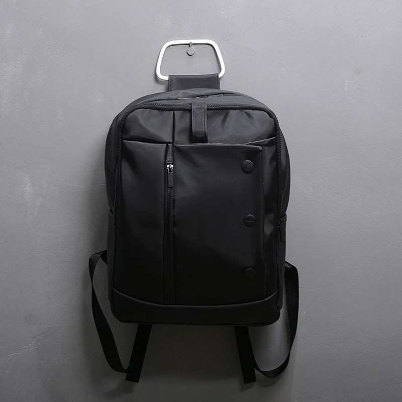 High quality black brown incipio laptop backpack bag
