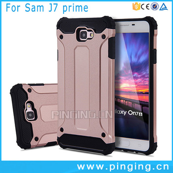 more photos 50830 3e732 Rugged Hybrid Pc Tpu Armor Case For Samsung J7 Prime,2 In 1 Hard Phone  Cover For Samsung J7 Prime - Buy Armor Case For Samsung J7 Prime,Pc Tpu  Case ...