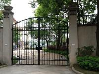Bisini New Design Wrought Iron Gates, Garden Gate With Low Price