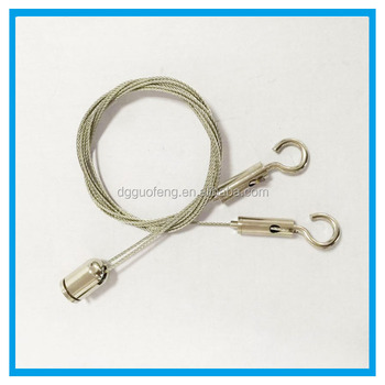 Iso Ceiling Suspension Kit Cable Gripper Hanger Steel Wire Rope ...