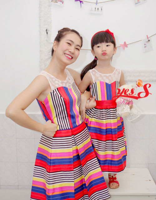 LADIES AND BABY DRESSES VIET NAM