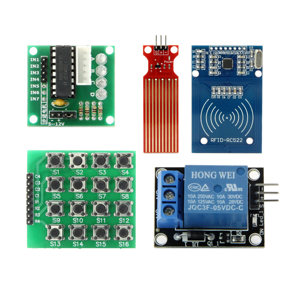 New Starter Kit for UNO R3,Self-grouping Module With Retail Box