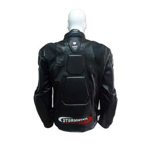 Motorcycle Leather Jacket/Motocross Racing Suit