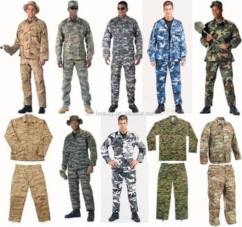 custom camouflage american combat battle dress digital desert
