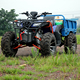 utility vehicle quad FARM 150cc ATV 4x4 Water Cooled Farm Utility ATV/Quad