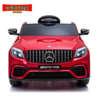 2019 factory wholesale Mercedes Benz GLC63S COUPE Authorization battery operated toy car for kids