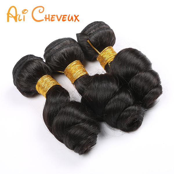 Ali Cheveux wholesale 100 <strong>human</strong> crochet braids with <strong>human</strong> hair