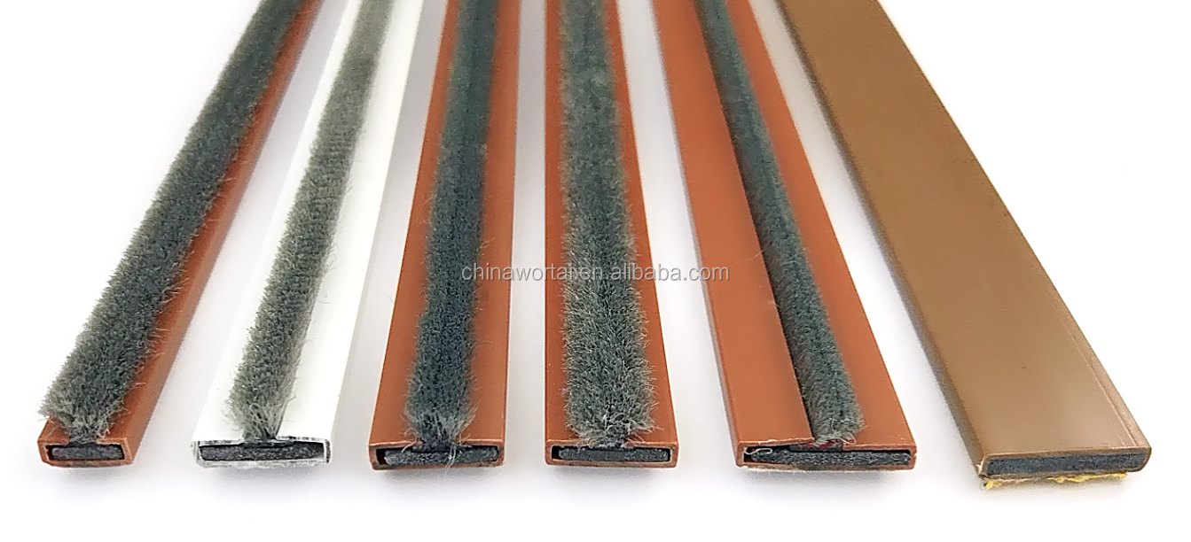 20 4mm Polypropylene Pile Ambient Temperature Smoke Seal