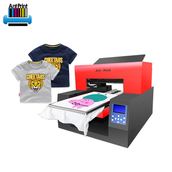 fb46c2195 Hot Selling Direct to Garment Machine Digital A3 T shirt Printer With Fast  Printing Speed