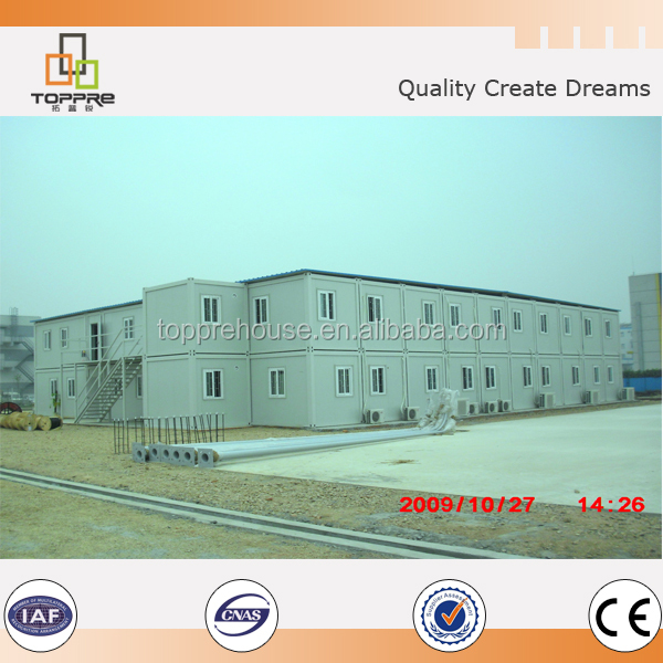 good appearance good look container houes Good Insulated prefab house