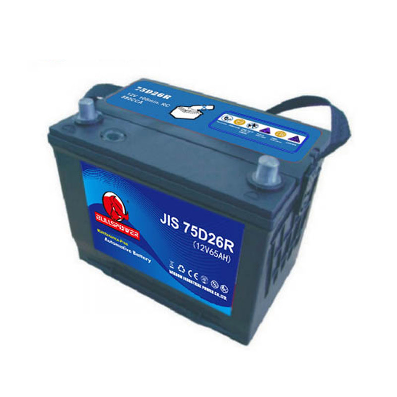high CCA 55b24l 55d23l 80d26l mf car battery automotive batteries 80d26r balance car battery