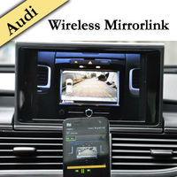 car multifunction kit make car screen syn with mobile phone screen built-in car portable gps