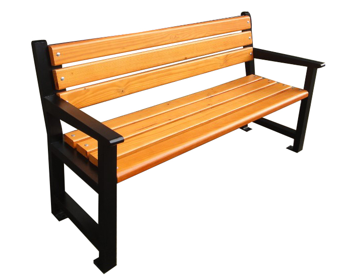 Hot Sell Simple Design Cheap Cast Iron Garden Bench