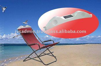 Solar Beach Chair Radio