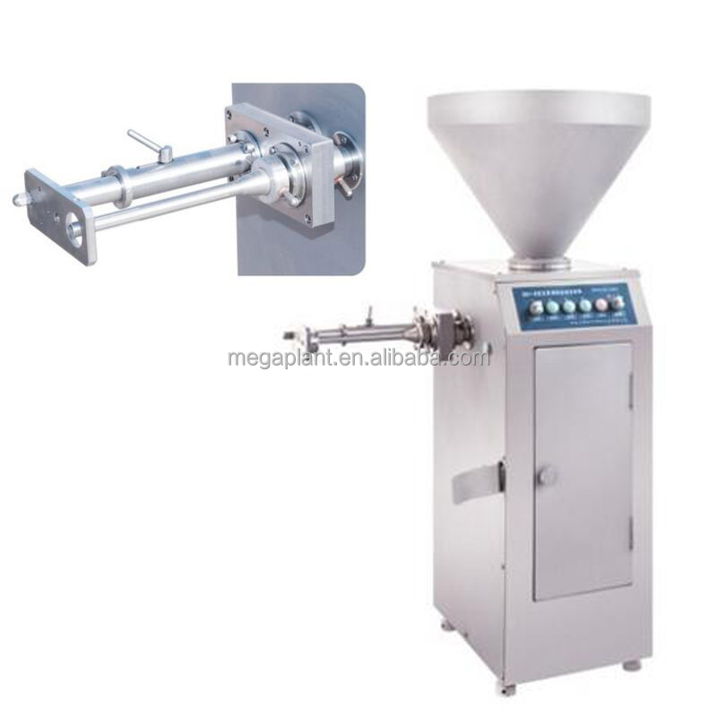 Commercial electric sausage stuffer machine filler
