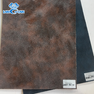PVC Artificial Leather for Man and Woman Handbags