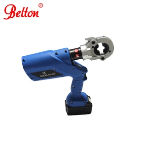 HC-300 Cordless Hydraulic Crimping Tool used plumbing tools battery crimping tools