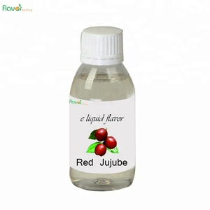 High concentrate Red Jujube vape liquid fruit flavor