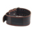 Man Cowhide Leather Weight Lifting Belt Gym