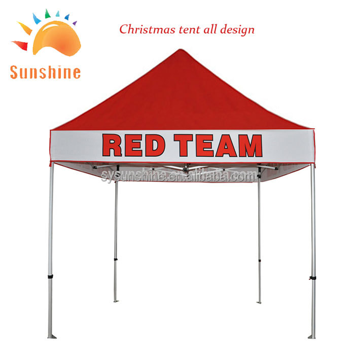 Shenyang Custom Christmas Portable Shade Event Beach Tent Sun Canopy  Canopies Tents Market 2x2 Pop Up