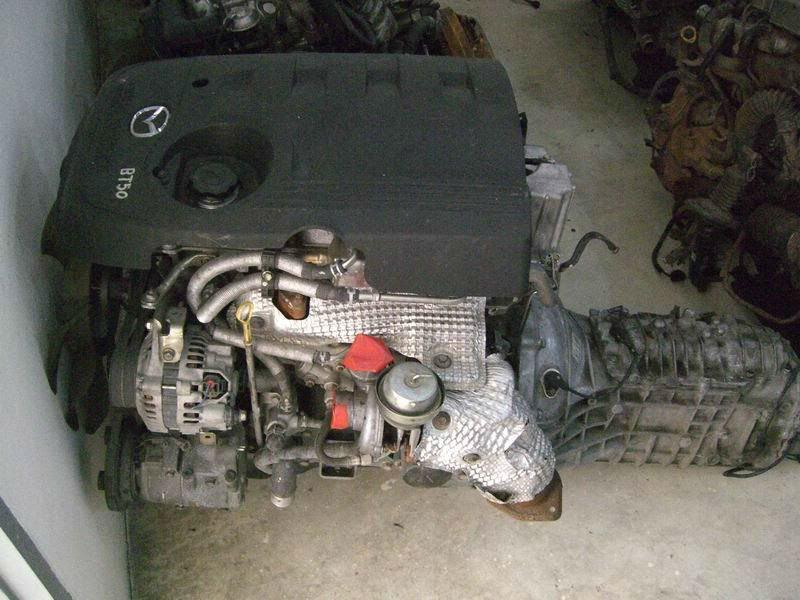 Used Diesel Engine Mazda Bt50  Buy Used Diesel Engine Product on