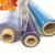 Dikte 0.08mm clear pvc plaat plastic film matras film