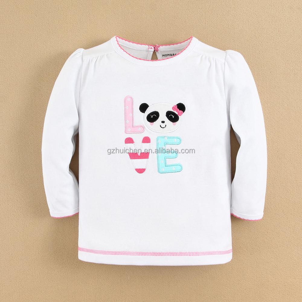 New 2015 Wholesale Baby Clothing Wholesale Baby Tshirt 100
