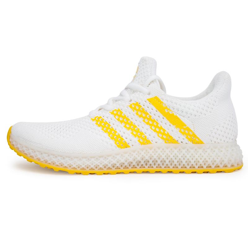 Daniel Arsham Future Runner Futurecraft 4D Men Running Shoes Mesh Athletic Sneaker Trainer Jogging Shoes фото