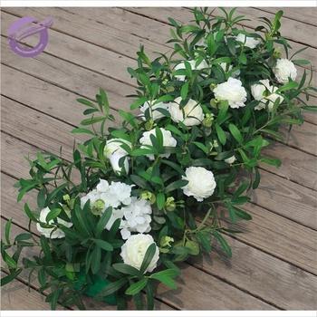 Rh01400 Wedding Decorations Table Centerpieces Flower Runner Buy