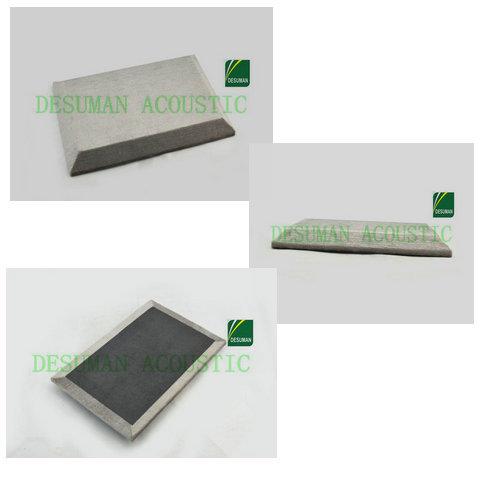 Огнестойкие ткань акустическая стеновых панелей / soundpoofing материал Оптовая продажа, изготовление, производство