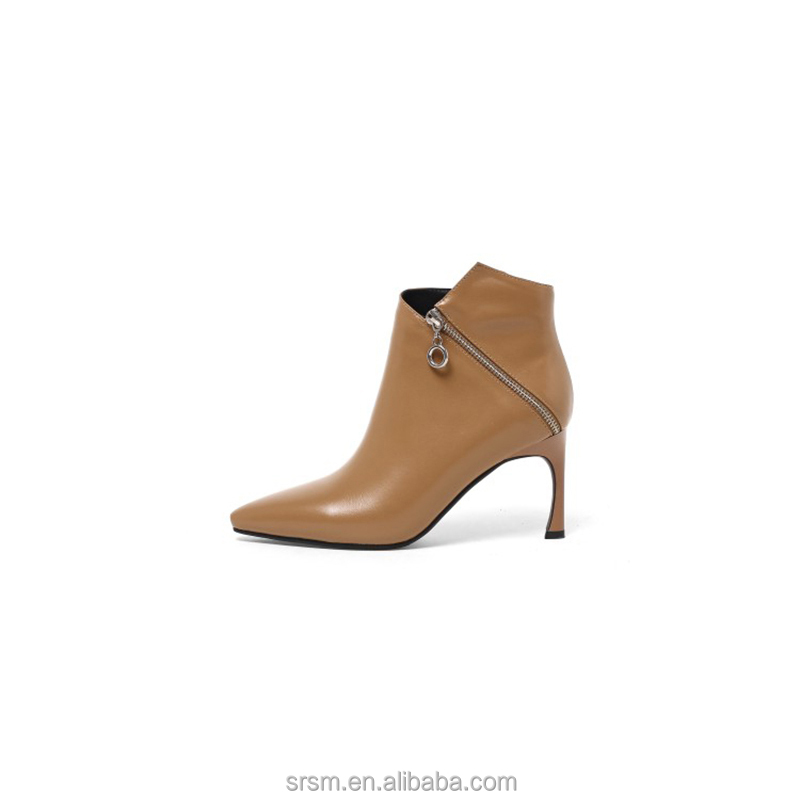 boots 2018 ankle boots women SARA07 shoes ptw6td