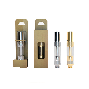 ceramic atomizer Top adjustable Airflow Cartridge Weed ecig Vaporizer