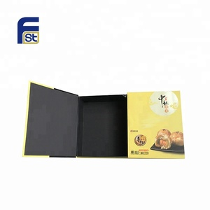 Wholesale Cheap Price Paper Printing Moon Cake Box Packaging