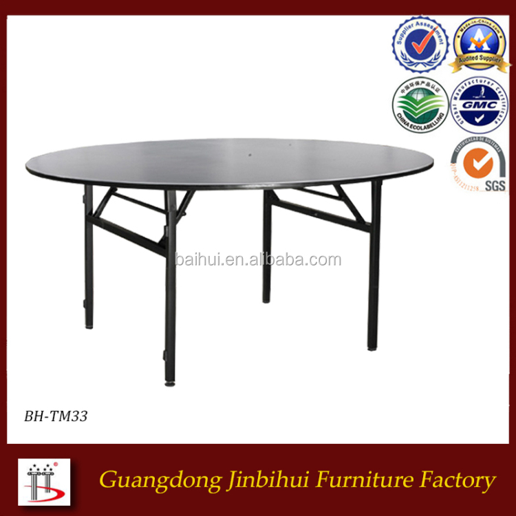China modern folding Restaurant table