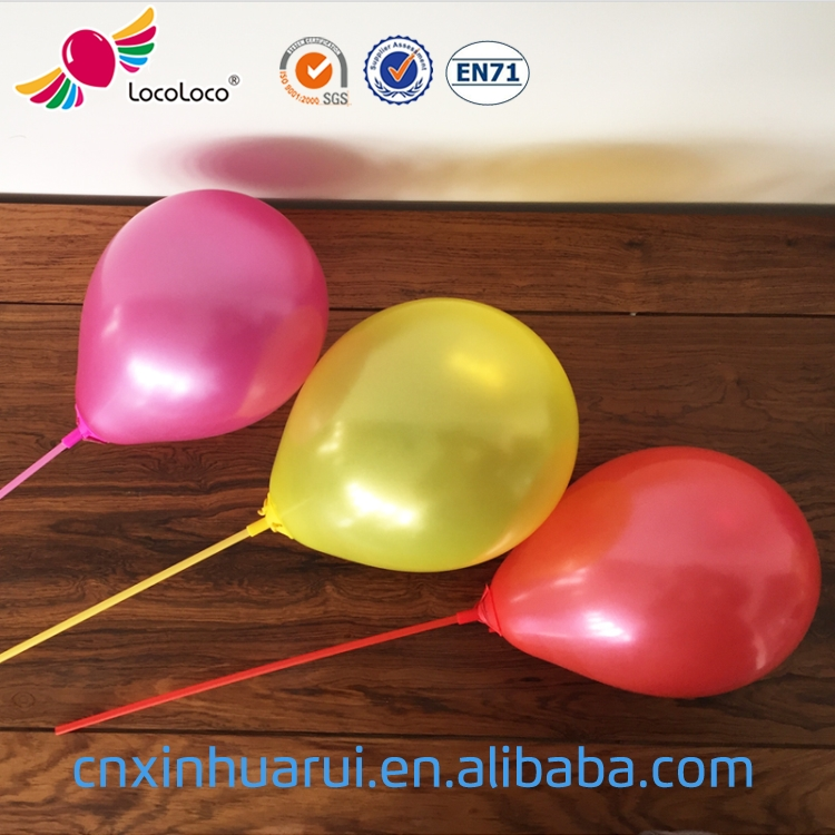 china supplier wholesale US standard 12 inch ballons metallic