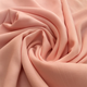 Woven Viscose Rayon Crepe Dobby Dyed Fabric for Fashion Womenswear